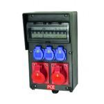 Distribution Board Plug and Sockets