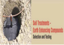 Soil Treatments - Earth Enhancing Compound Selection & Testing