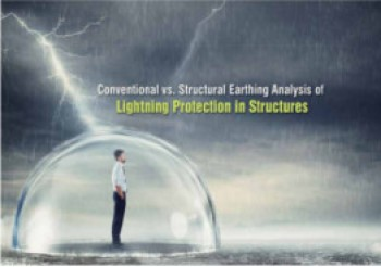 Conventional Vs Structural Earthing Analysis of Lightning Protection in Structures