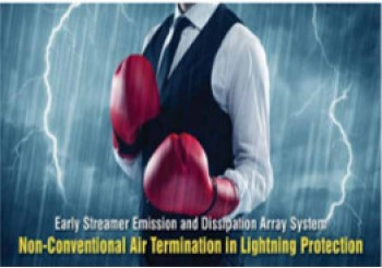ESE vs Conventional in  Lightning Protection System