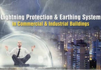 LPS and Earthing in Commercial and Industrial Buildings