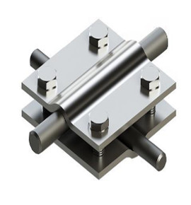Cross Connector Solid Round Conductor