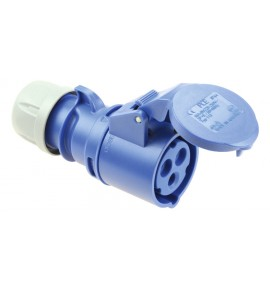 Industrial Trailing Socket - CEE type - Insulated