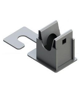 Metal Roof Conductor Holder