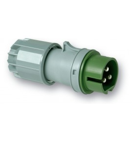 Industrial Extra Low Voltage Plugs - CEE type - Insulated